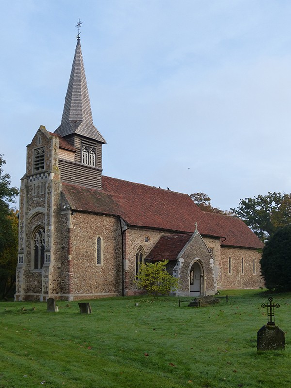 All Saints Great Braxted
